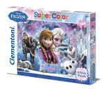 Clementoni Puzzle 104 Glitter Frozen 1 27248