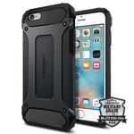 Spigen iPhone 6S Kilif, Tough Armor Tech Metal Slate SGP11743