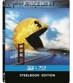 Pixels Steelbook