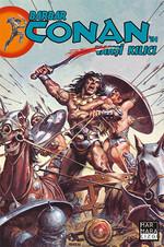Barbar Conan'ın Vahşi Kılıcı Sayı: 15