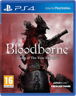 Bloodborne: Game of the Year Edition PS4