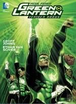 Green Lantern Yeşil Fener - Yeniden Doğuş - Cilt 1