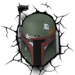 3DLightFX Star Wars: Boba Fett 3 Boyutlu Lamba