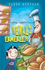Renkli Ekmekler - Gıda Serisi - 1
