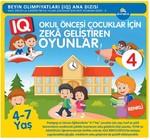 4-7 Yaş Okul Öncesi Çocuklar İçin Zeka Geliştiren Oyunlar 4