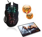 Inca Img-369 Gaming Mouse + Gaming Mousepad