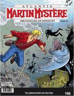 Martin Mystere Sayı 166 - Telemakhos'un Batışı