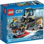 Lego City Polis Prison Island S Set