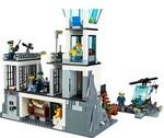 Lego City Polis Prison Island 60130