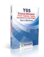 Güvender YGS Sosyal Bilimler Soru Bankası - Tarih-Coğrafya-Felsefe-Din Kültürü ve Ahlak Bilgisi