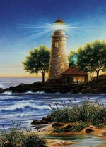 Art Puzzle Fener Işıklarıı 500 Parça 4195