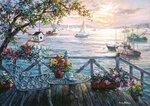 Art Puzzle Sabah Keyfi 1000 Parça 4463