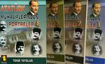 Atatürk'ün Açık ve Gizli Celse Meclis Konuşmaları 4 Kitap Takım