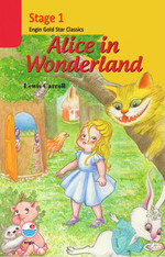 Alice in Wonderland CD'li(Stage 1 )