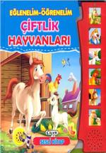 Eğlenelim-Öğrenelim - Çiftlik Hayvanları