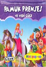 Mini Pop-Up Pamuk Prenses ve Yedi Cüce