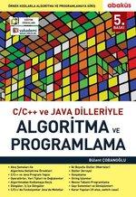 C C++ ve Java Dilleriyle Algoritma ve Programlama