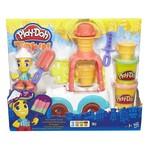 Play-Doh Town Dondurma Arabası B3417
