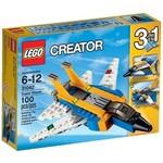 Lego Creator Chopper Transporter