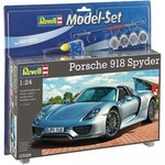 Revell Model Set Porsche 918 Spyder Vba67026