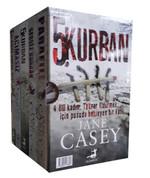 Jane Casey Seti - 5 Kitap Takım Kutulu