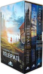 Telepati Serisi- 3 Kitap Takım