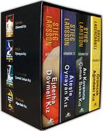 Millennium Serisi Seti - 4 Kitap Takım
