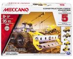 Meccano-İnşaat Araçları 5 Model Set