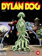 Dylan Dog Sayı 14 - Yakınlaşmalar