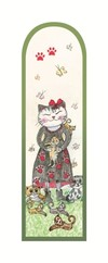 G.Alfa Anne Kedi - Kedi Konsepti Ayraç