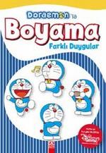 Doraemon'la Boyama Farklı Duygular