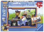 Ravensburger 2X12PPuzzle Paw Patrol 2 075911