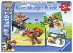 Ravensburger 2X24PPuzzle Paw Patrol  092390
