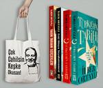İlber Ortaylı Seti - 4 Kitap Takım Bez Çanta Hediyeli