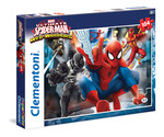 Clementoni Puzzle 104 Spiderman Web Warriors 27958