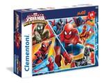 Clementoni Puzzle 24 Maxı Spiderman Web Warriors 24053