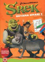 Şrek Boyama Kitabı 2