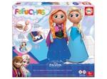 Educa Fofuchas - Frozen (2'Li Set) Disney Eğitici El Becerisi 16456