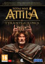 Total War Attila Tyrants and Kings PC