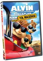 Alvin And The Chipmunks: Road Chip - Alvin ve Sincaplar: Yol Macerası