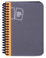 Container Black Book Detachables / Spiralli Orange Small 47184-6