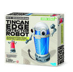 4M Tin Can Edge Detector Robot/ Düşmeyen Robot
