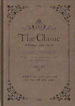 Vintage Label Classic Kutulu Hatıra Defteri 894