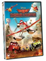 Planes 2: Fire And Resque - Uçaklar 2: Söndür ve Kurtar