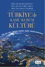 Türkiye'de Kamu Kurum Kültürü