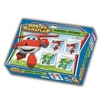 Harika Kanatlar 48 Parça Hafıza Oyunu 24X2