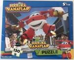 Harika Kanatlar Puzzle 130 Parça