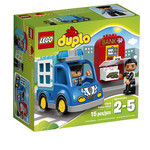 Lego Duplo Polis Devriyesi 10809