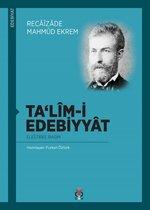 Ta'lim-i Edebiyyat - Eleştirel Basım