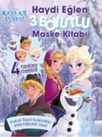 Disney Karlar Ülkesi 3 Boyutlu Maske Kitabı